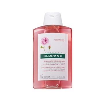 Klorane  Shampooing Pivoine 200ml Renksiz